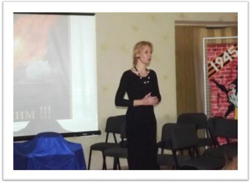 Керівник театральної студії ліцею – Богатирьова О.Ю.